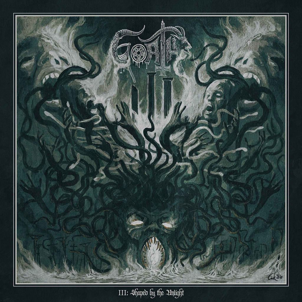 goath – iii – shaped by the unlight