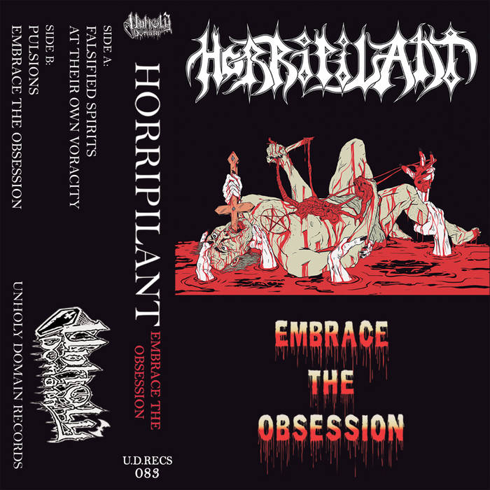 horripilant – embrace the obsession [ep]