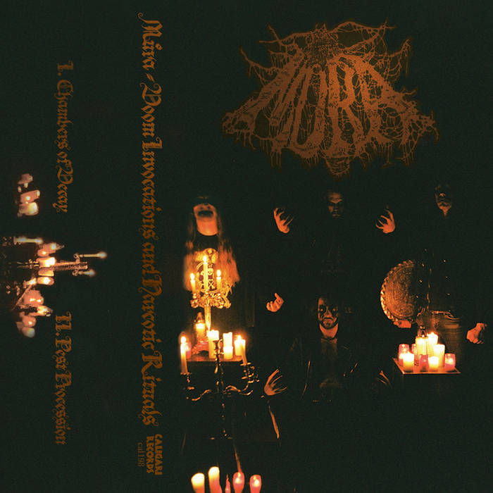 můra – doom invocations and narcotic rituals [ep]