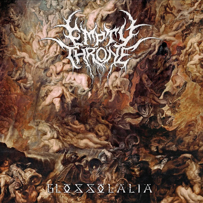empty throne – glossolalia [ep]