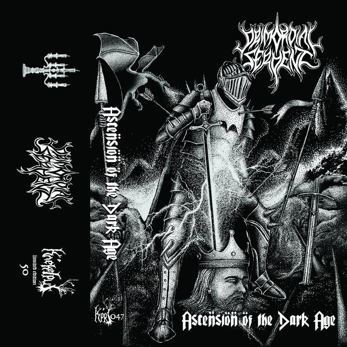 primordial serpent – ascension of the dark age