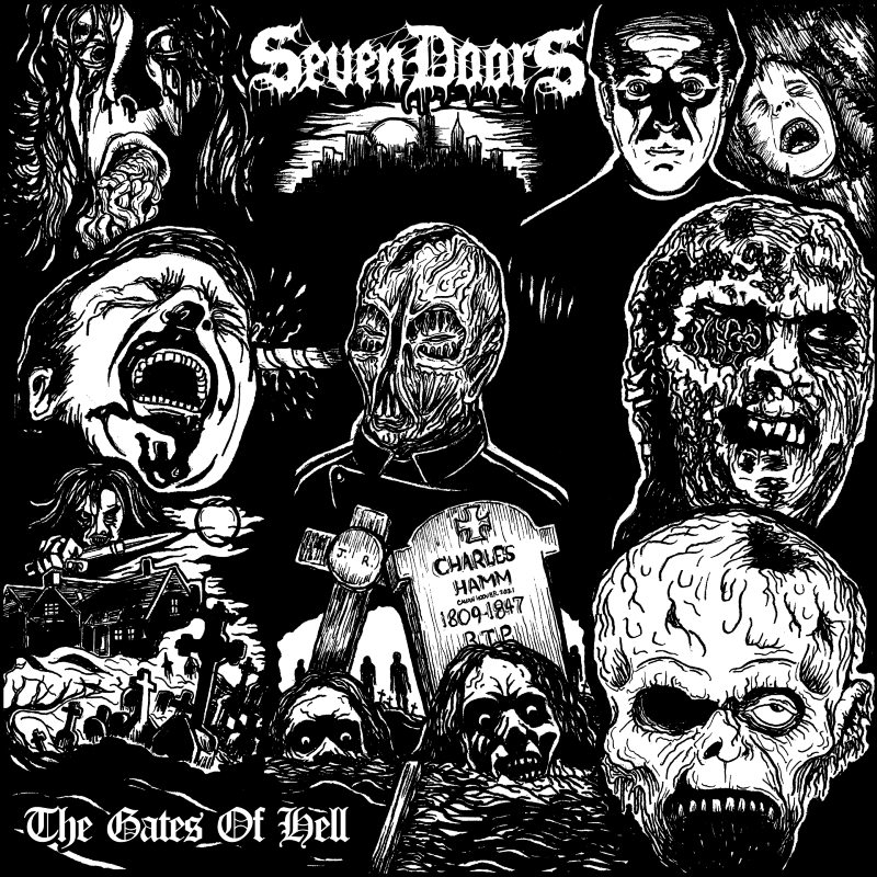 seven doors – the gates of hell [ep]