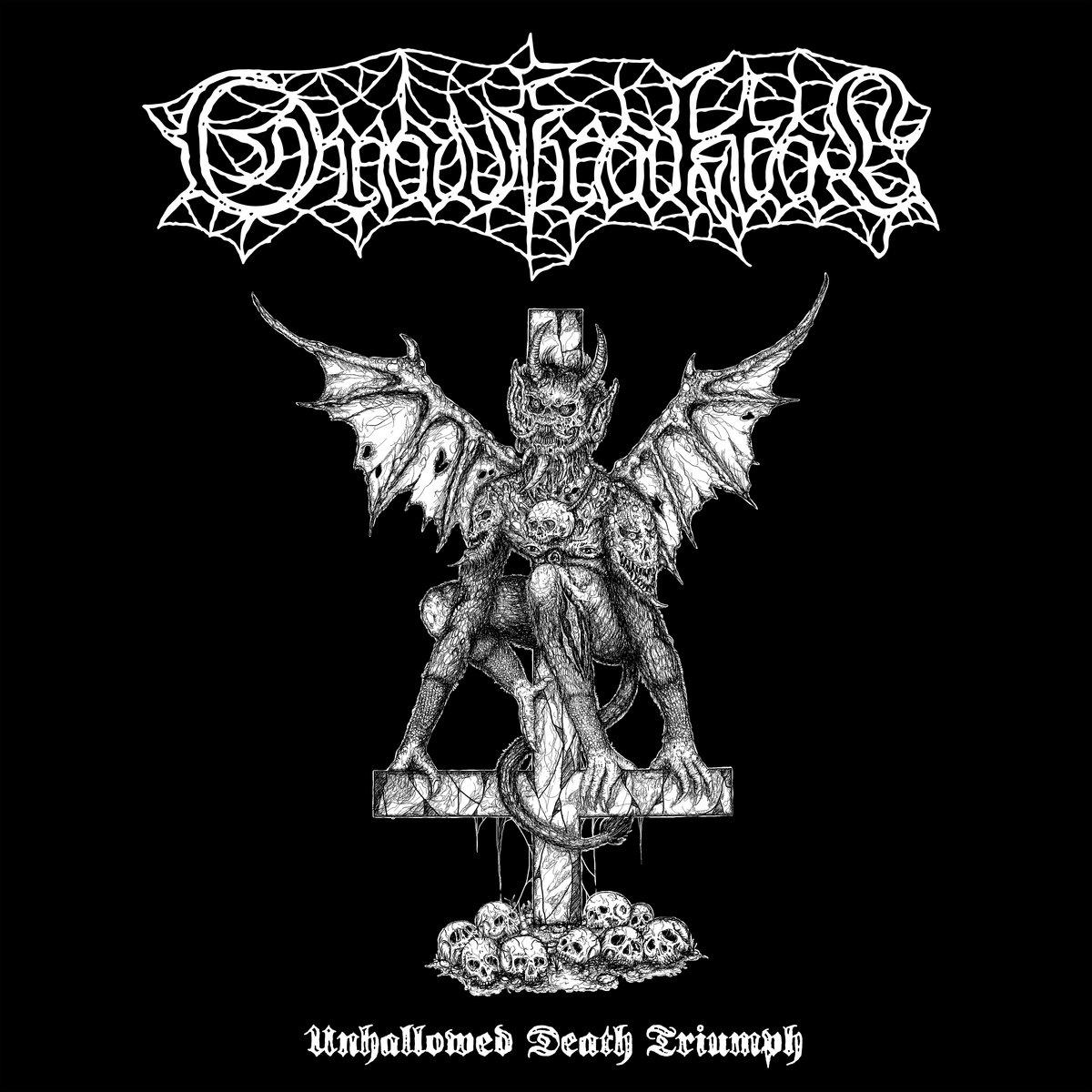 gravfraktal – unhallowed death triumph [ep]