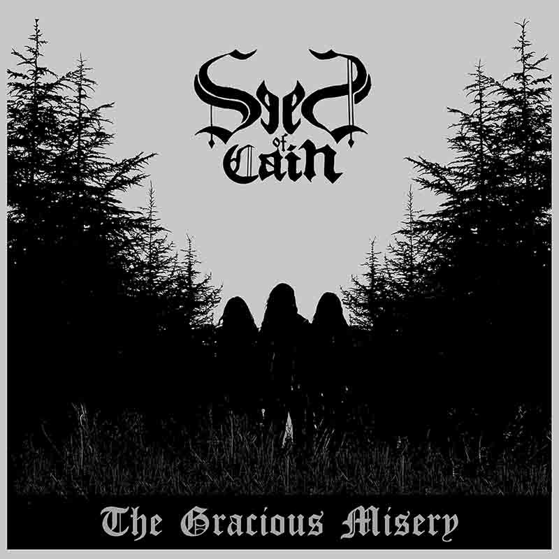 seed of cain – the gracious misery [ep]