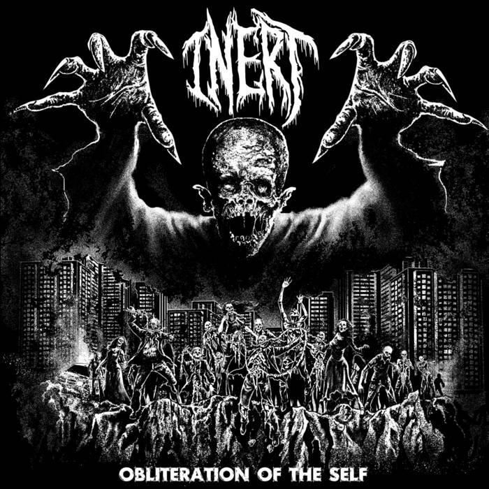 inert – obliteration of the self [ep]