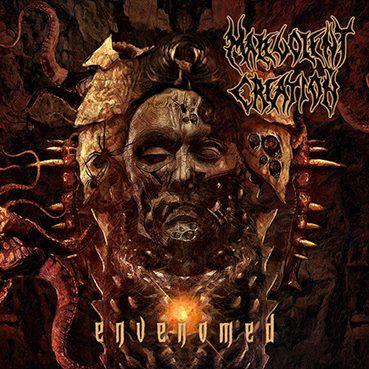 malevolent creation – envenomed [re-release]