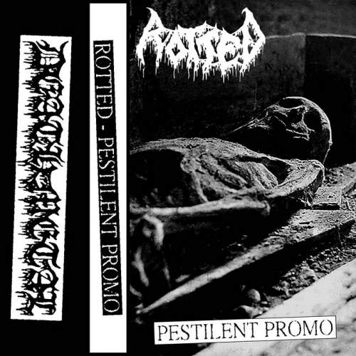 rotted – pestilent promo [demo]