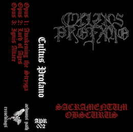 cultus profano – sacramentus obscurus [demo]