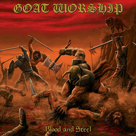 goat worship – blood and steel