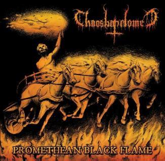 chaosbaphomet – promethean black flame