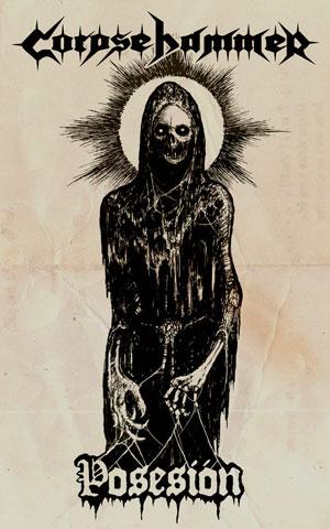 corpsehammer – posesión [ep]