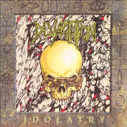 devastation [us-tx] – idolatry [re-release]