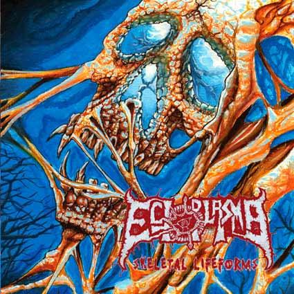 ectoplasma – skeletal lifeforms [ep]
