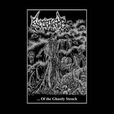 excoriate [chl] – ..of the ghastly stench [demo]