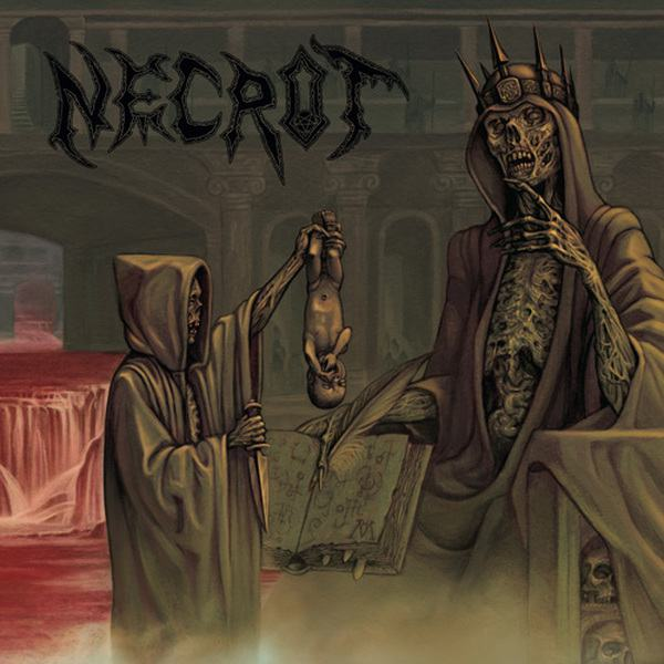 necrot – blood offerings