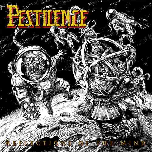 pestilence – reflections of the mind