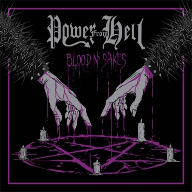power from hell – blood`n`spikes [ep]