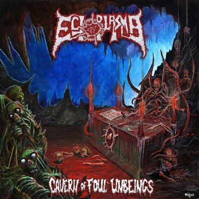 ectoplasma – cavern of foul unbeings