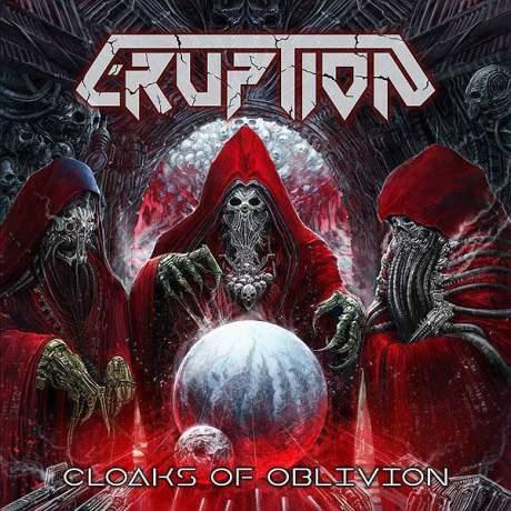 eruption – cloaks of oblivion