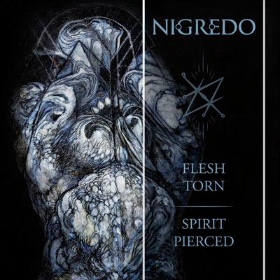 nigredo – flesh torn-spirit pierced
