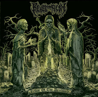 revel in flesh – relics of the deathkult