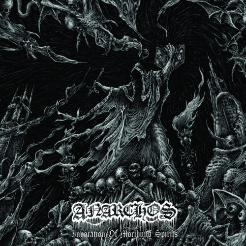 anarchos – invocation of moribund spirits