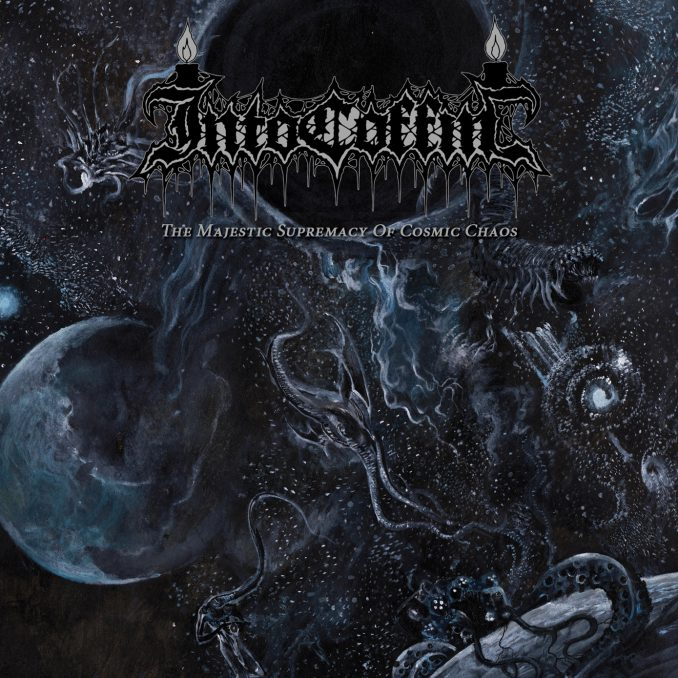 into coffin – the majestic supremacy of cosmic chaos [ep]