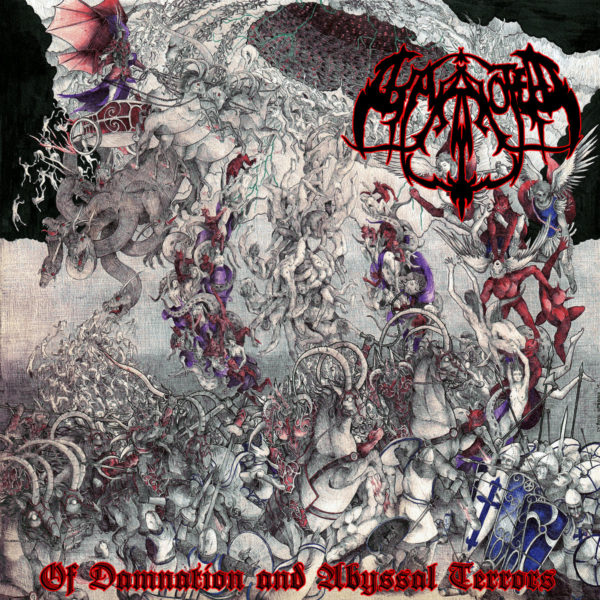 garroted – of damnation and abyssal terrors [ep]