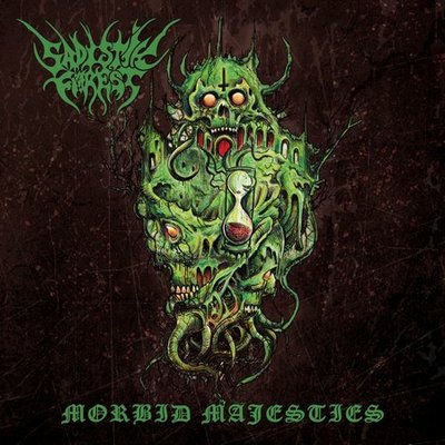 sadistik forest – morbid majesties