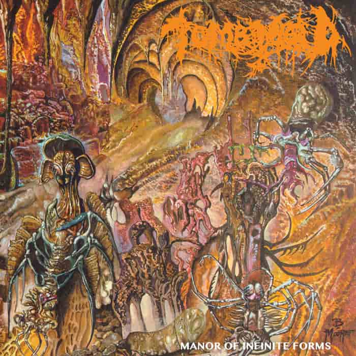 tomb mold – manor of infinite forms