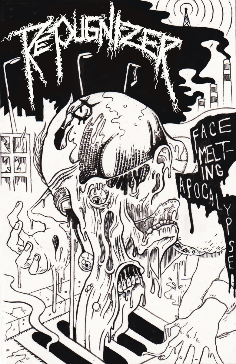 repugnizer – face melting apocalypse [demo]