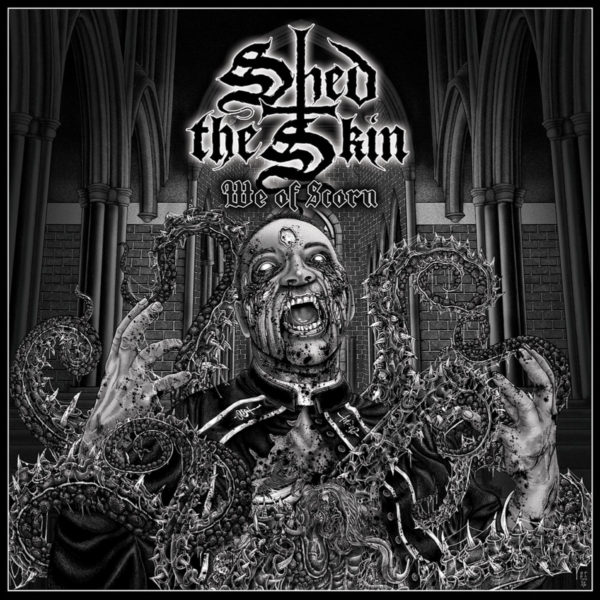 shed the skin – we of scorn