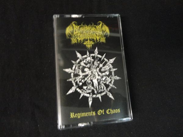 blasphemous division – regiments of chaos [demo]