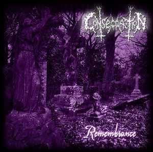consecration – remembrance