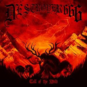 deströyer 666 – call of the wild [ep]