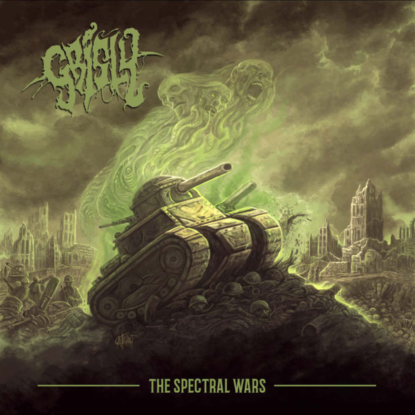 grisly – the spectral wars