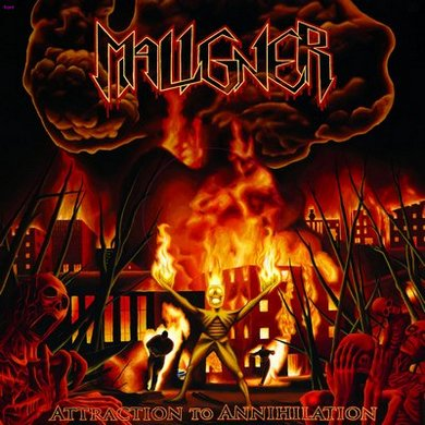 maligner – attraction to annihilation