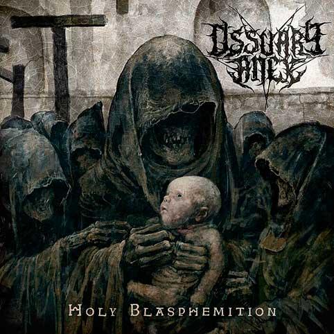ossuary anex – holy blasphemition [ep]