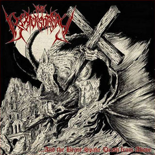 the black sorcery – ...and the beast spake death from above