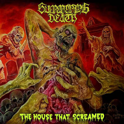 summoning death – the house that screams