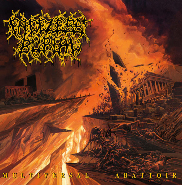 faceless burial – multiversial abattior [ep]