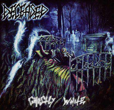 deceased – ghostly white