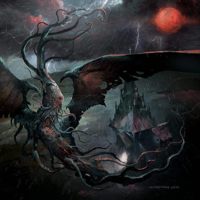 sulphur aeon – the scythe of cosmic chaos