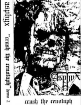 asphyx – crush the cenotaph [demo]