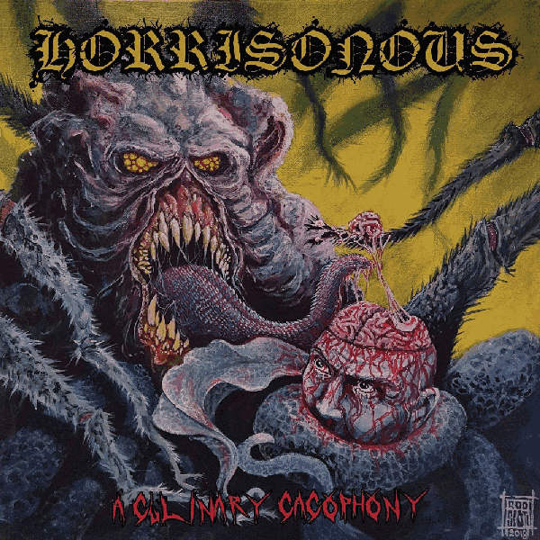 horrisonous – a culinary cacophony