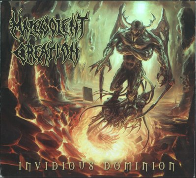 malevolent creation – invidious dominion
