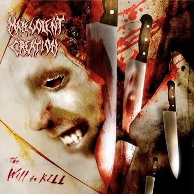 malevolent creation – the will to kill