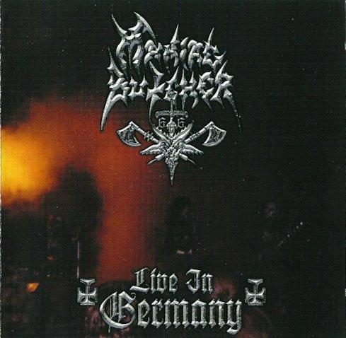 maniac butcher – live in germany