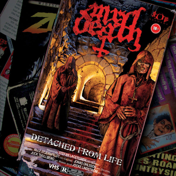 mr. death – detached from life