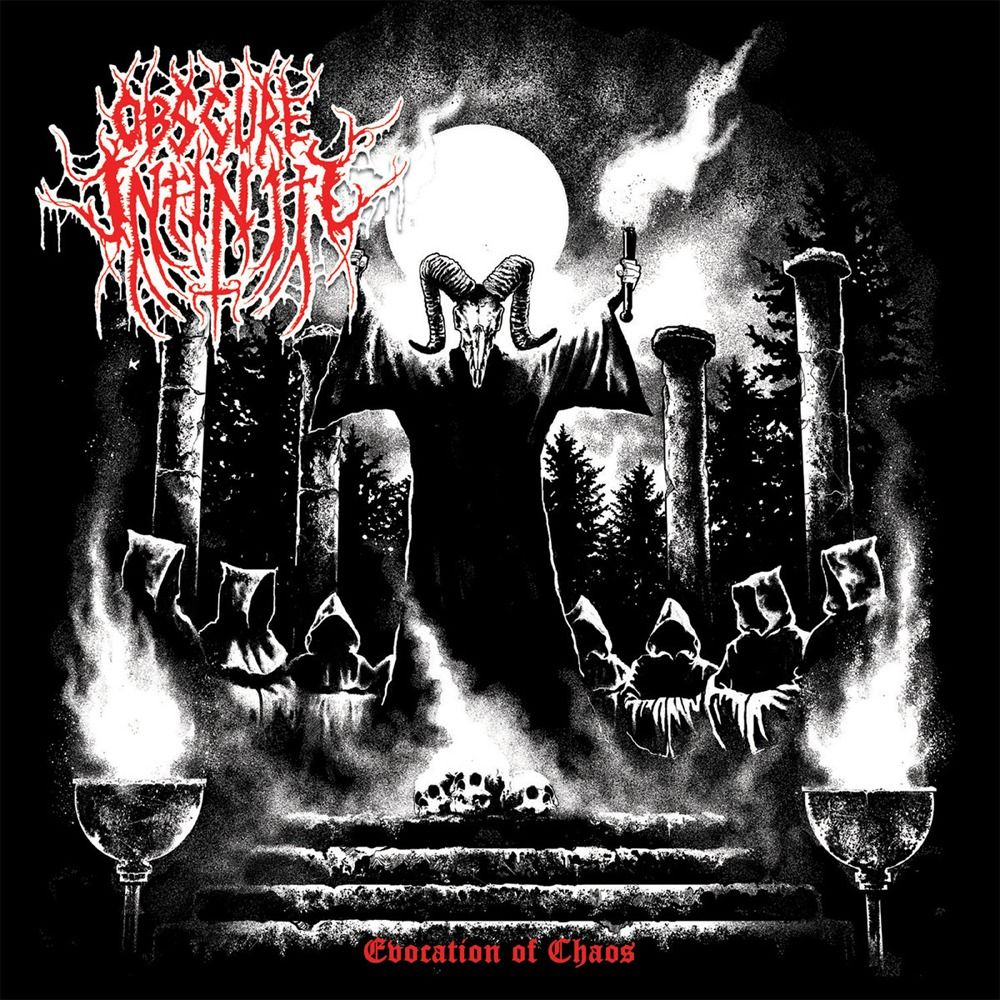 obscure infinity – evocation of chaos